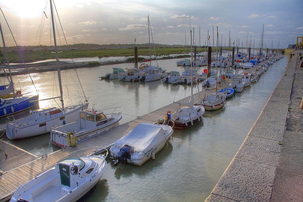 Le port d'Etaples